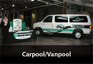 Carpool & Vanpool Incentive Program