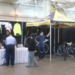 City Bicycle Works Booth at 2011 Expo