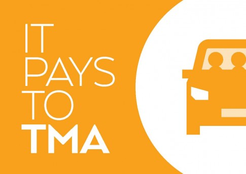 It Pays to TMA – Carpool or Vanpool