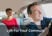 Lyft For Your Commute
