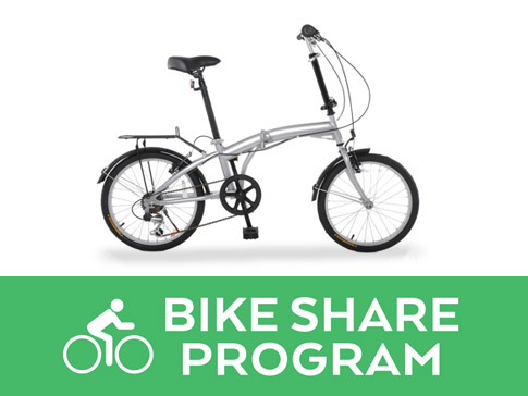 Office Bike Share Program